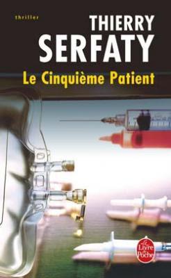 Couverture Le Cinquième Patient