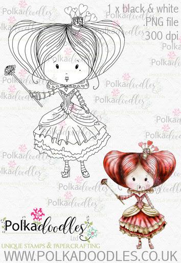Winnie in Wonderland, Red Queen