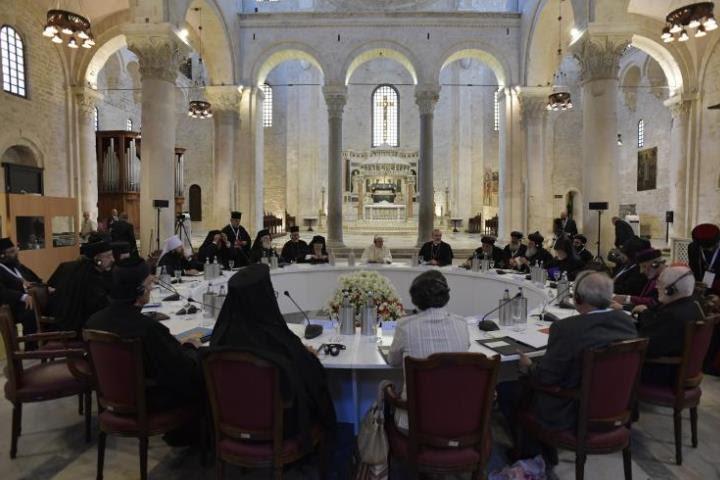 ecumenismo bari
