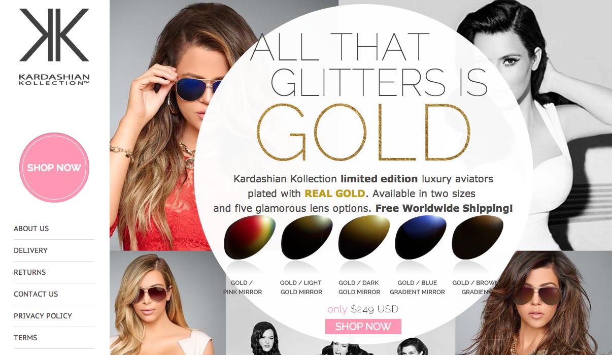 Kardashian Kollection Eyewear