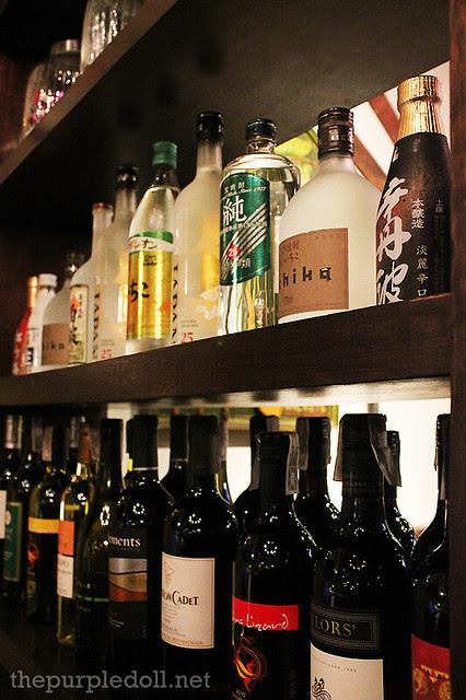 Ma Maison Sake and Wines
