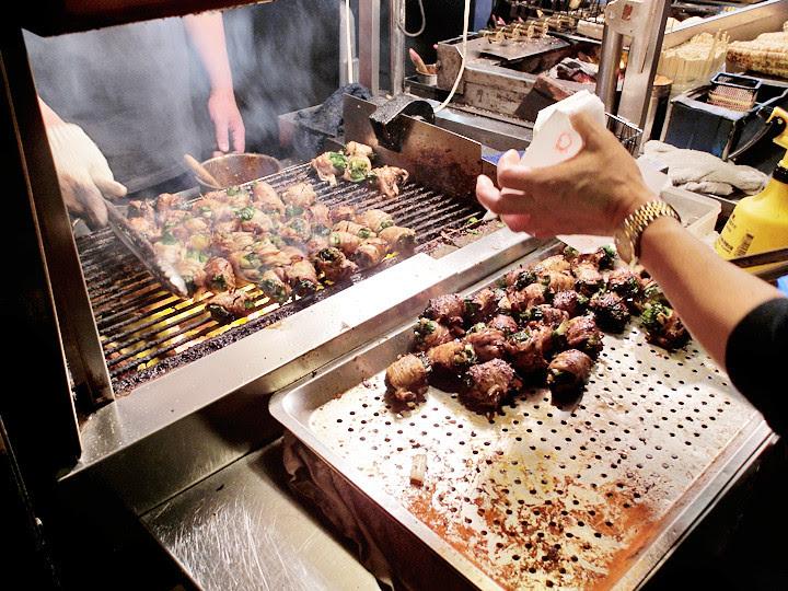 bacon Shilin Night Market