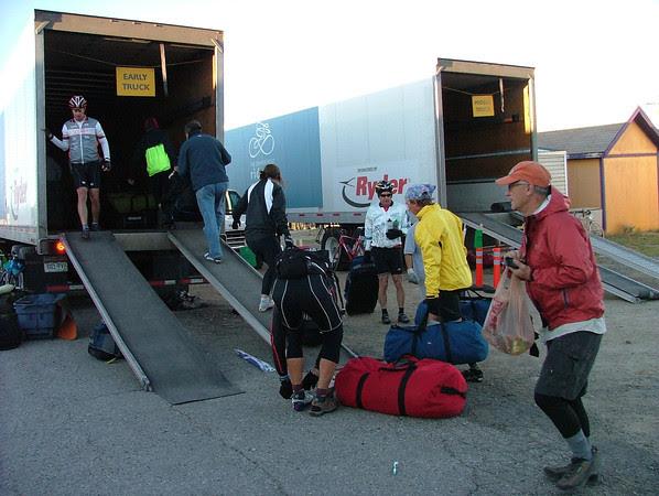 loading up