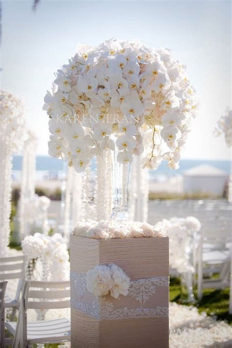 103 best images about White orchid wedding on Pinterest