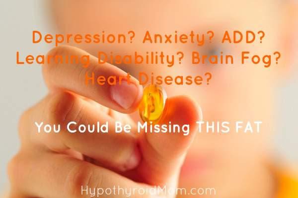 Depression? Anxiety? ADD? Learning Disability? Brain Fog ...