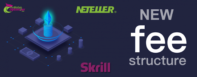 Skrill and NETELLER first exchange expense diminished