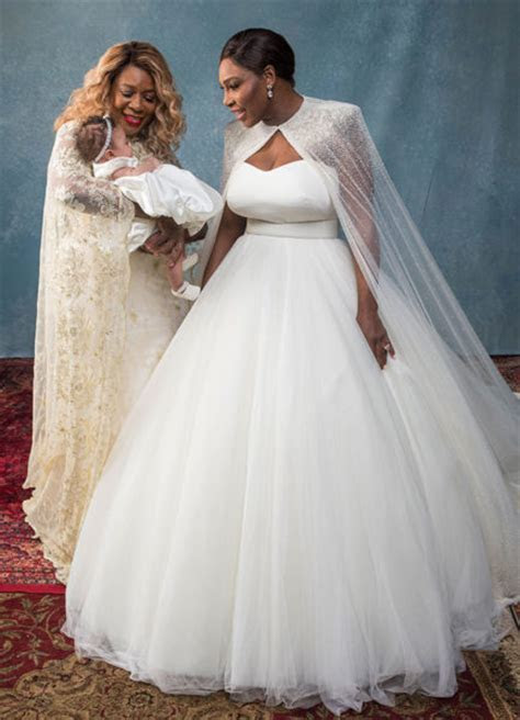 Serena Williams' Bridal Footwear Is Perfect For Hitting