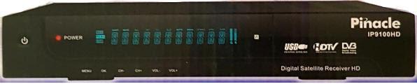 بيناكل 9100 مع كود سمارت إيبتف 12 شهرا مجانا Pinacle 9100 avec code SMART IPTV 12 mois gratuit