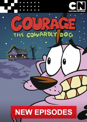 Courage the Cowardly Dog - Season 1