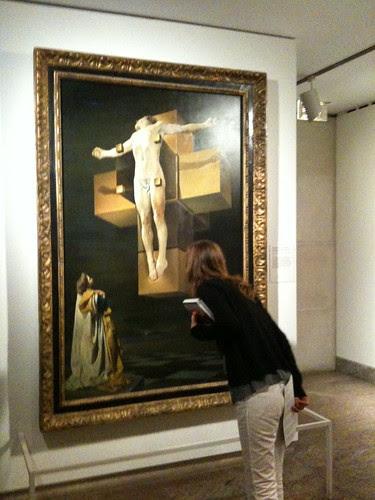 Salvador Dalí painting, Met Museum
