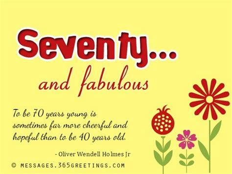 happy 70th birthday greetings   Messages, Wordings and