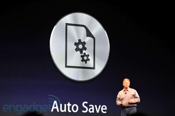 Auto-save (Foto: Reprodução: Engadget)