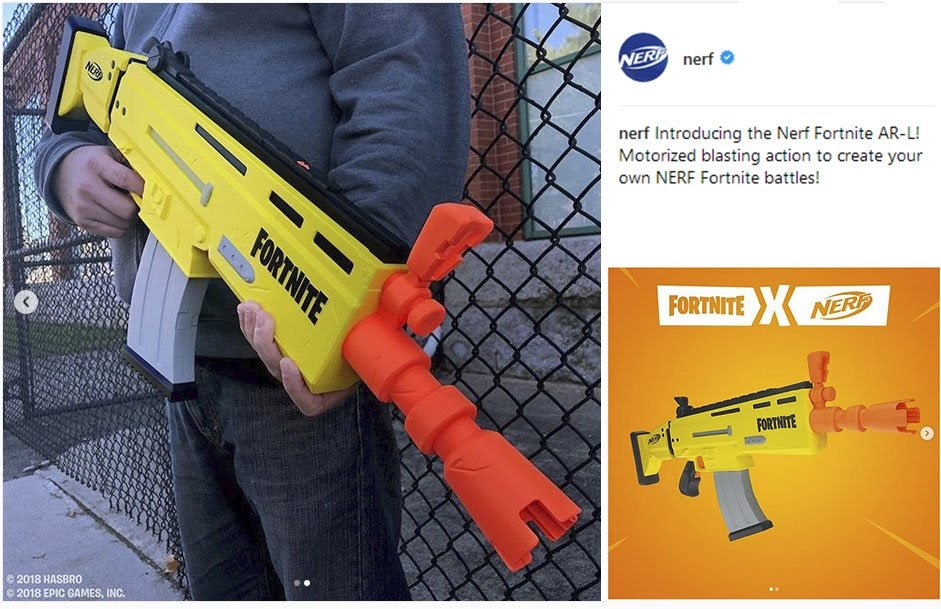 Nerf Fortnite Ar L Blaster | Free V Bucks Fortnite Ps4