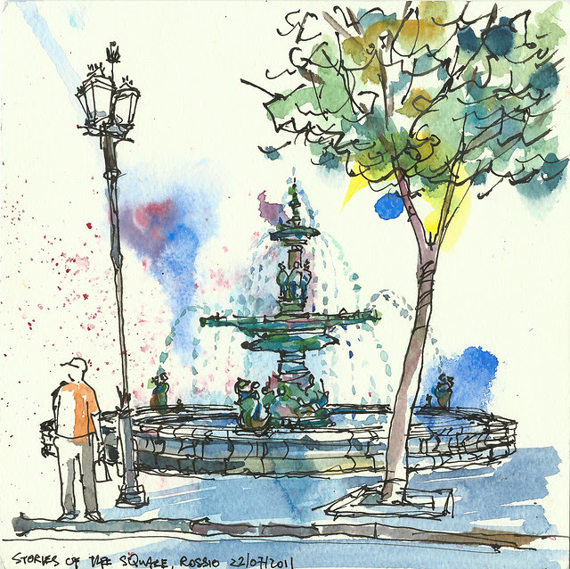 Stories of the Square @ Largo Rossio