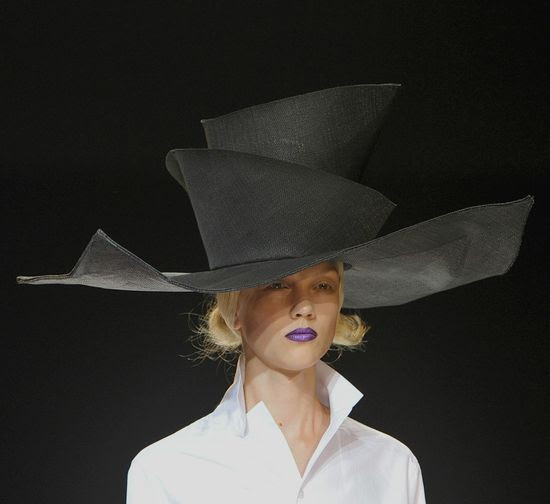 mad hatter? yohji yamamoto s/s 2012