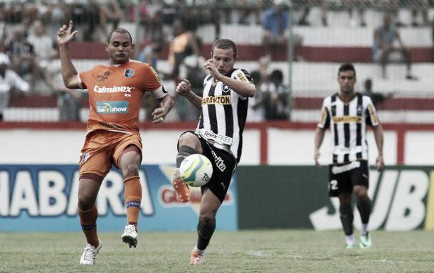 Com time titular, Botafogo empata com o Audax e fica mais longe da classificação