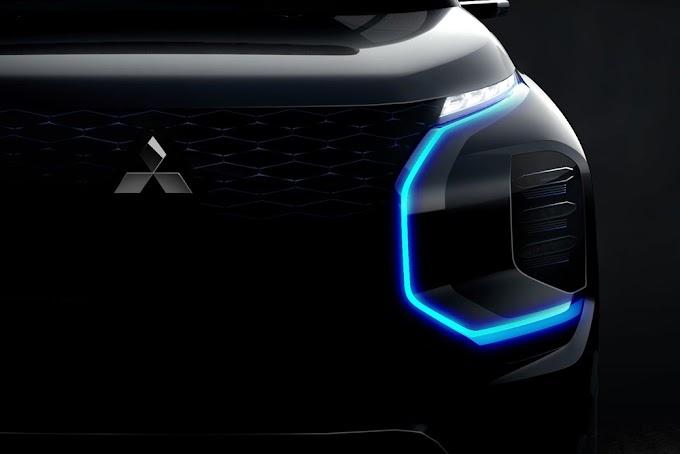 Mitsubishi Siap Pamer SUV terbaru tahun ini! oleh - mobilpajerobekas.online