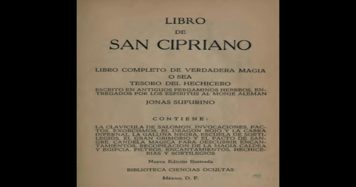 El Libro Completo De Las Ciencias Ocultas Pdf - Libros ...