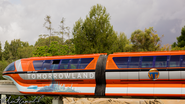 Disneyland Resort, Disneyland, Monorail, Tomorrowland, Movie, Promotion, Wrap