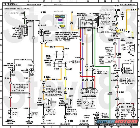 F100 Wiring Diagram