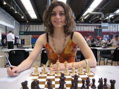 Nino Maisuradze - © Chess & Strategy