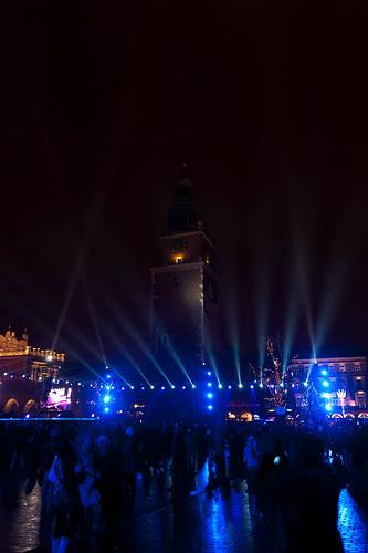 Kraków New Year 2010-11