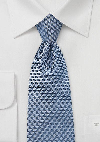 trendy blue gingham check tie bows  tiescom
