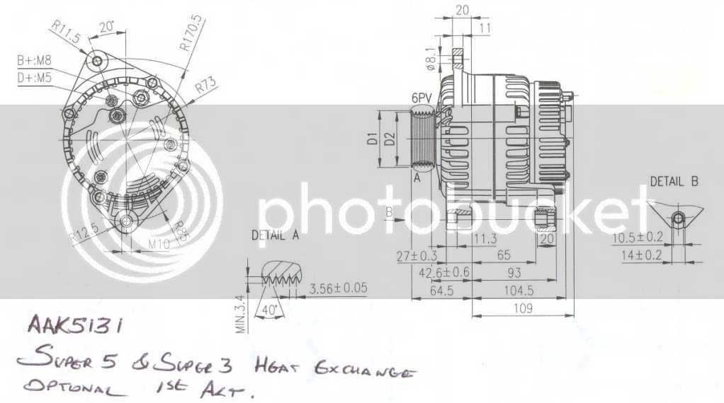 Chip  U0026 Debbie Willis On Sv Elegant U0026 39 Sea  Beta Iskra Aak Alternator Specs
