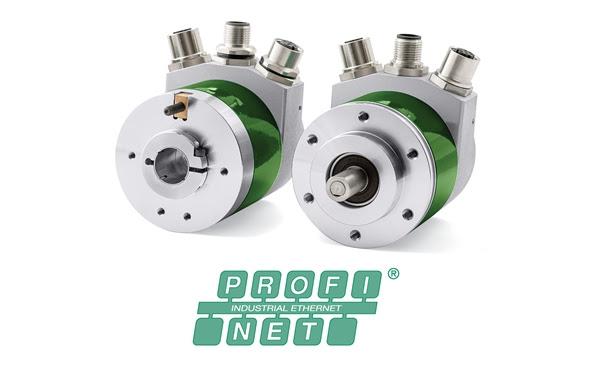 Encoders Lika - Preparados para el cambio de Profibus a Profinet