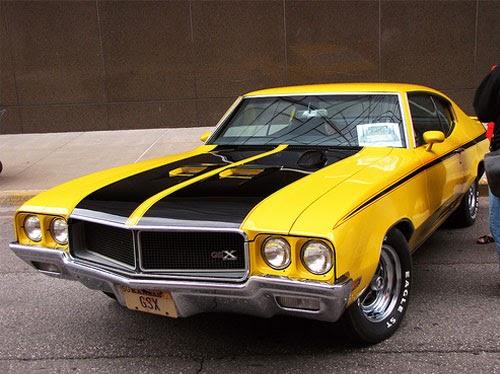 Classic Car Rental In Oklahoma City