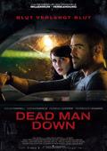 Dead Man Down Filmplakat