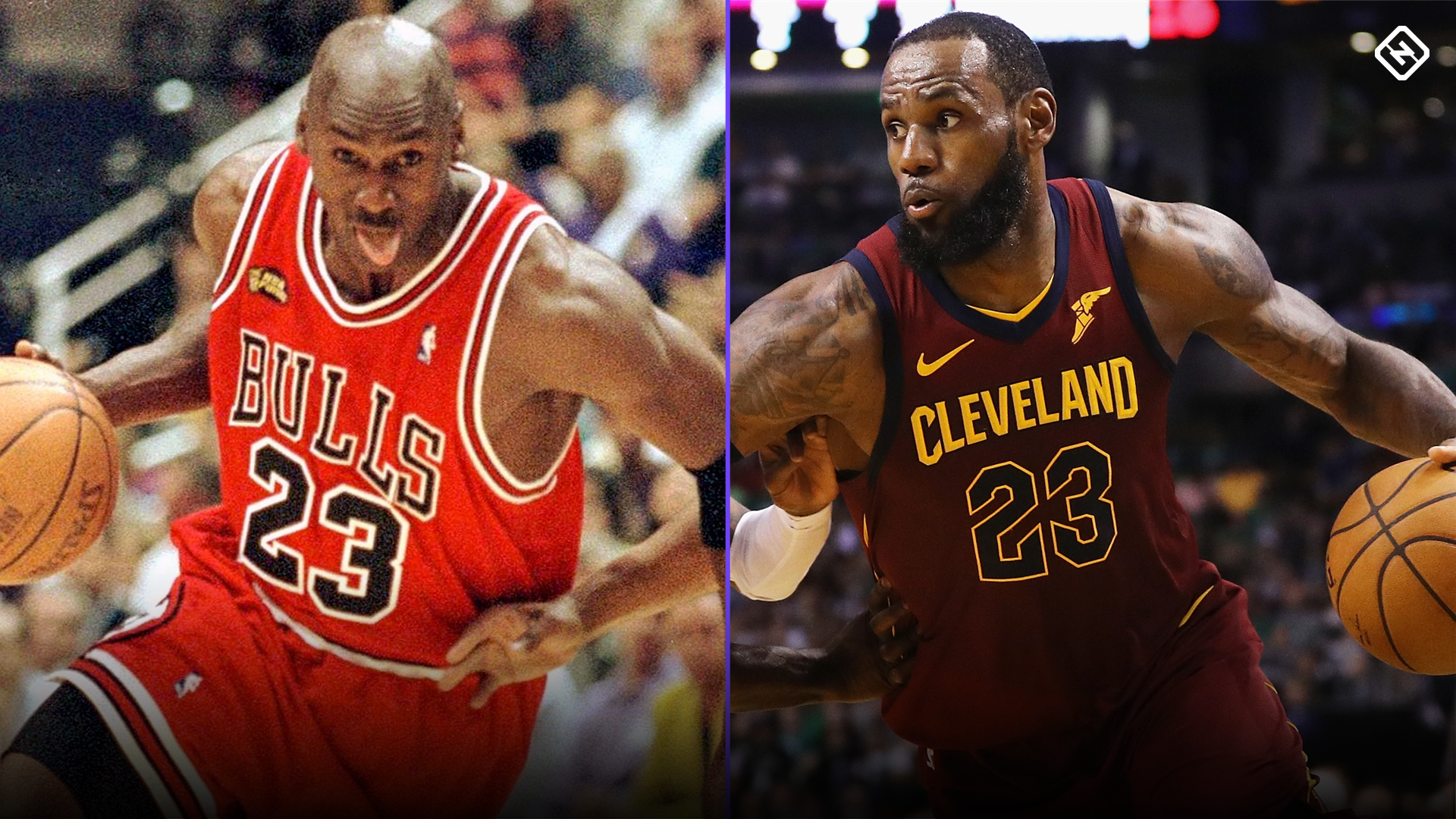 Michael Jordan vs. LeBron James: The key stats you need to know in the GOAT debate