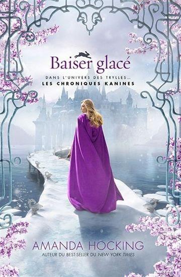 Couverture Les Chroniques Kanines, tome 2 : Baiser glacé