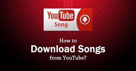 How to Download Songs from YouTube on Windows/Mac