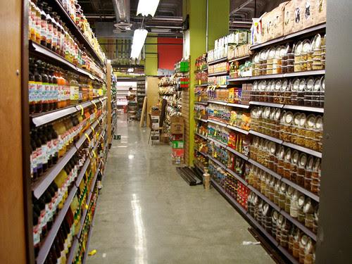 Foodcellar & Co. Market Aisle