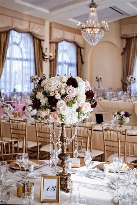 Upscale Country Club Wedding   Belle The Magazine