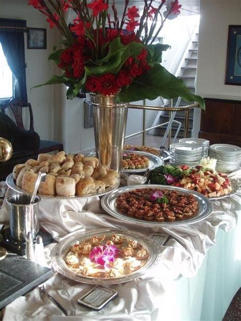 Create Your Own Wedding Hors D?Oeuvres Bar   Wedding Menu