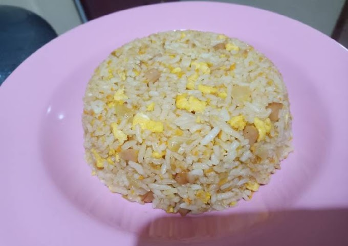 Resep Nasi Goreng Bawang Putih Yang Enak