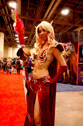 world of warcraft blood elf male. Blood Elf from World of