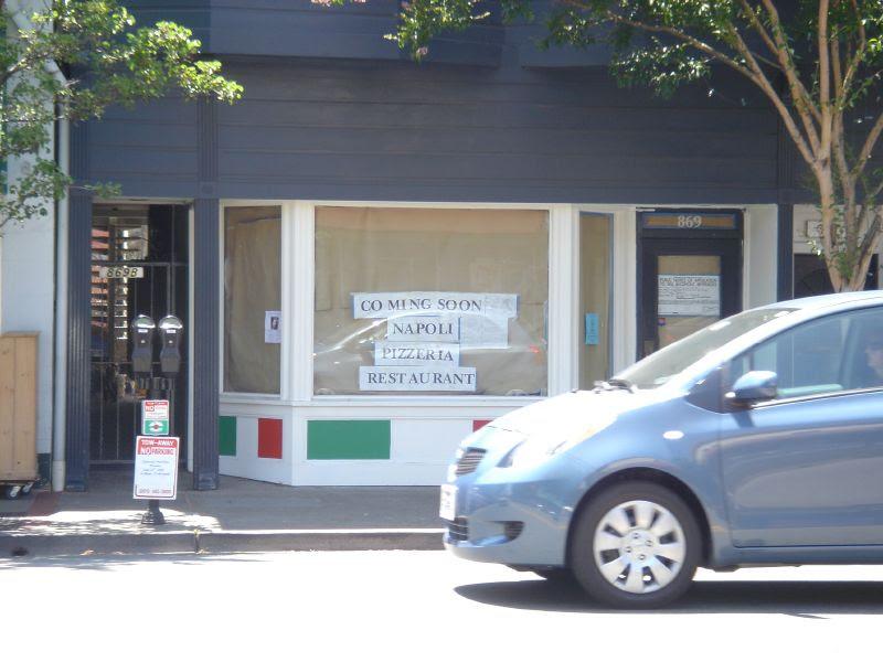 Napoli Pizzeria Restaurant