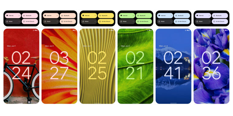 Android 12's beautiful color-changing UI already lives up to the hype