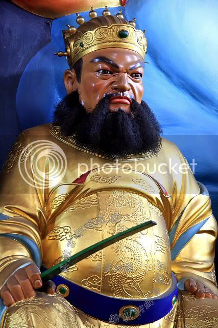 Tai Shan Wang (泰山王董)  Court 7 king