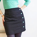 Polka Dot Arielle Skirt