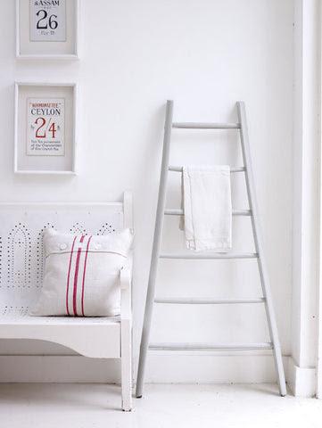 Antique Ladder Towel Rail