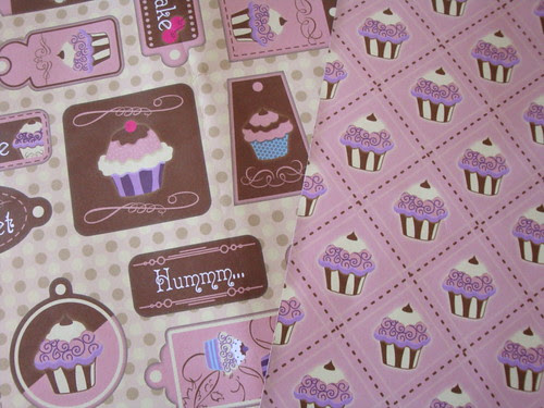Cupcakes! by Menina Prendada -