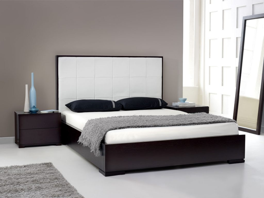 New bed room