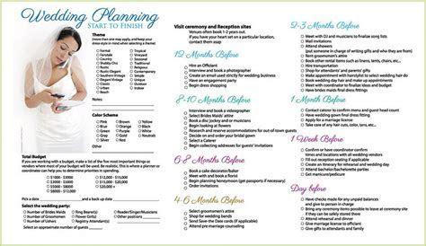 Wedding Planning Checklists » Brisbane Marriage Celebrant