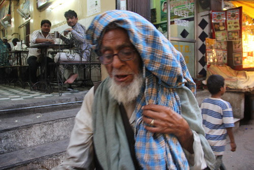 The Devotee Of Khwajah Garib Nawaz Ajmer by firoze shakir photographerno1
