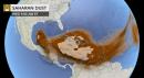 A 'Godzilla' dust cloud from Sahara Desert is nearing US Gulf Coast