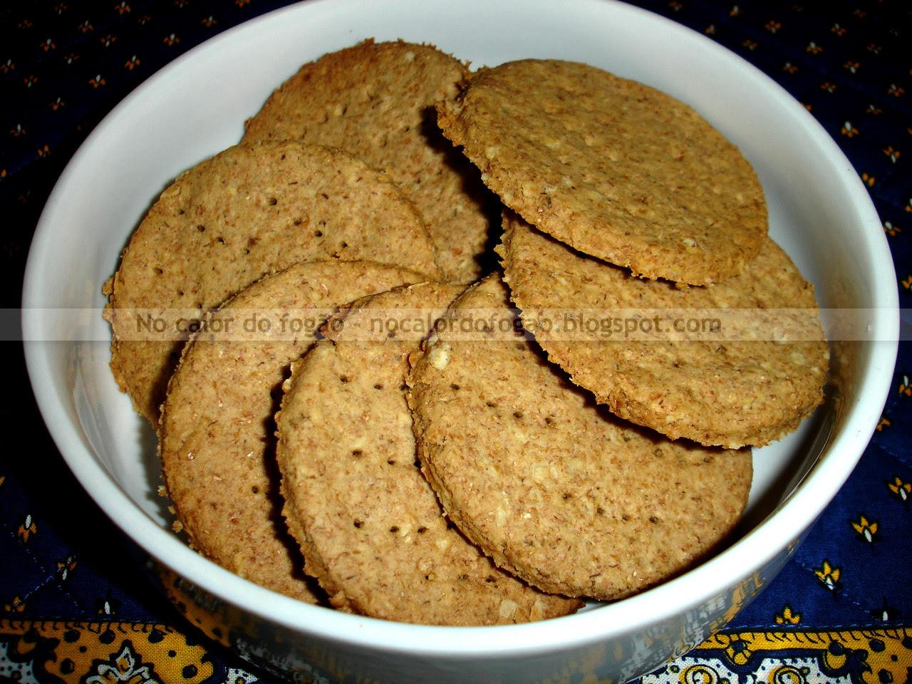 Biscoitos digestivos